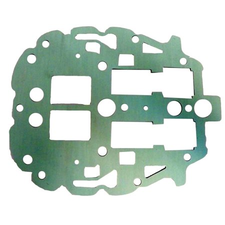 NEW HOUSING PLATE GASKET FITS MERCURY 2.0L WITH VERTICAL REEDS ONE PIECE HEAD