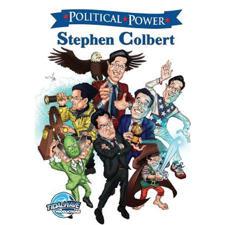 Political Power : Stephen Colbert (The Late Show With Stephen Colbert Network)