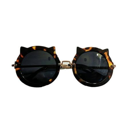 Women's Tortoise Cat Eye Sunglasses #6363 (UV400 (Sunglasses For Eye Protection)