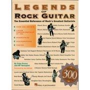 Legends of Rock Guitar - eBook