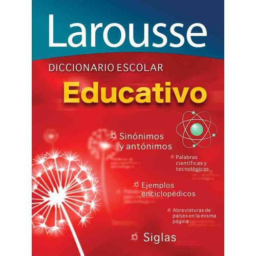 Diccionario Escolar Educativo / Educational School Dictionary