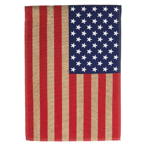 Evergreen Flag Garden American Flag Garden Flag Walmartcom
