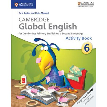 Cambridge Global English Stage 6 Activity Book