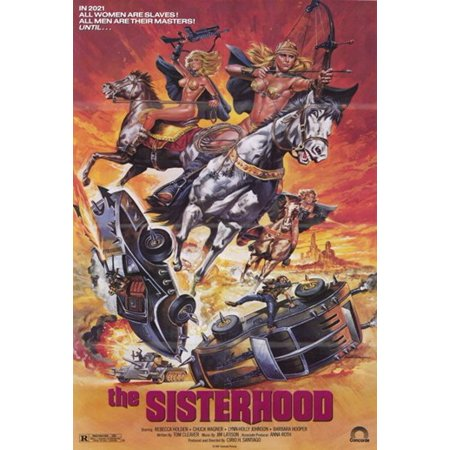 The Sisterhood Movie Poster  11 X 17
