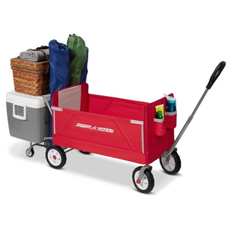 Radio Flyer 3962Z 3-in-1 Tailgater Wagon](Toy Weapons For Sale)