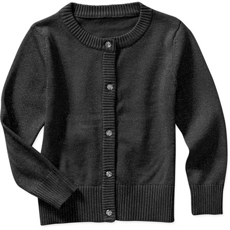 37d2a620f Healthtex - Baby Toddler Girls  Sparkly Button Down Cardigan ...