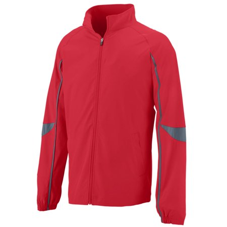 Augusta Quantum Jacket Rd/Gt Xs - image 1 of 1