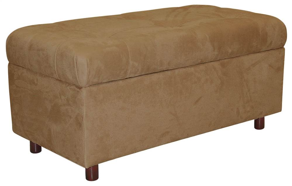 36 in. Tufted Storage Bench  sc 1 st  Walmart & 36 in. Tufted Storage Bench - Walmart.com