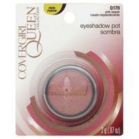 COVERGIRL Queen Collection Eyeshadow Pot, Q170 Pink Sequin, 0.07 Oz.