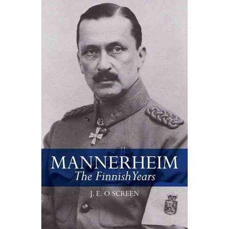 Mannerheim  The Finnish Years