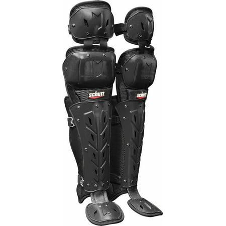- Schutt Air Maxx Scorpion Double Flex Baseball Catcher's Leg Guards