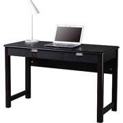 Techni Mobili Modern Writing Desk with Storage, Espresso (RTA-1460-ES)