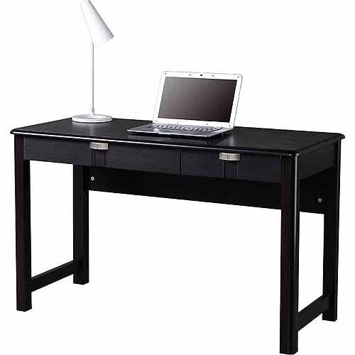 Techni Mobili Modern Writing Desk with Storage, Espresso (RTA-1460-ES)