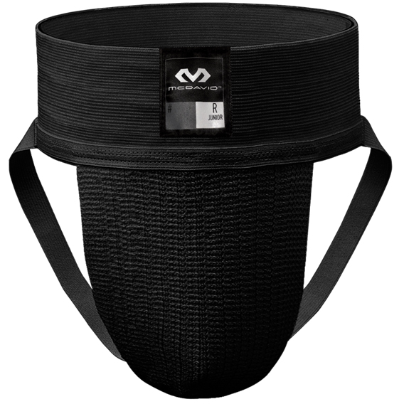 McDavid Athletic Supporter/2-Pack - Black