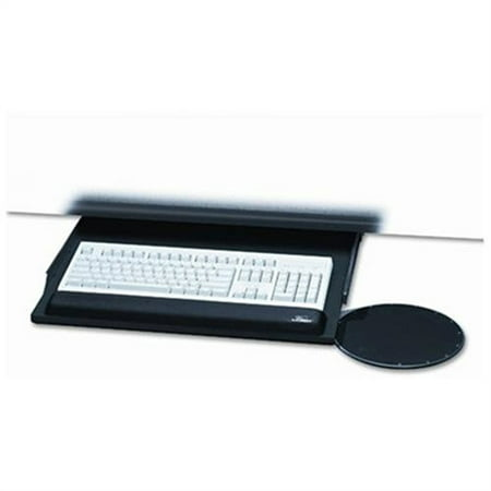 Under Desk Keyboard Tray Walmart Kelly Computer Supply Under Desk Keyboard Tray With Oval Mouse
