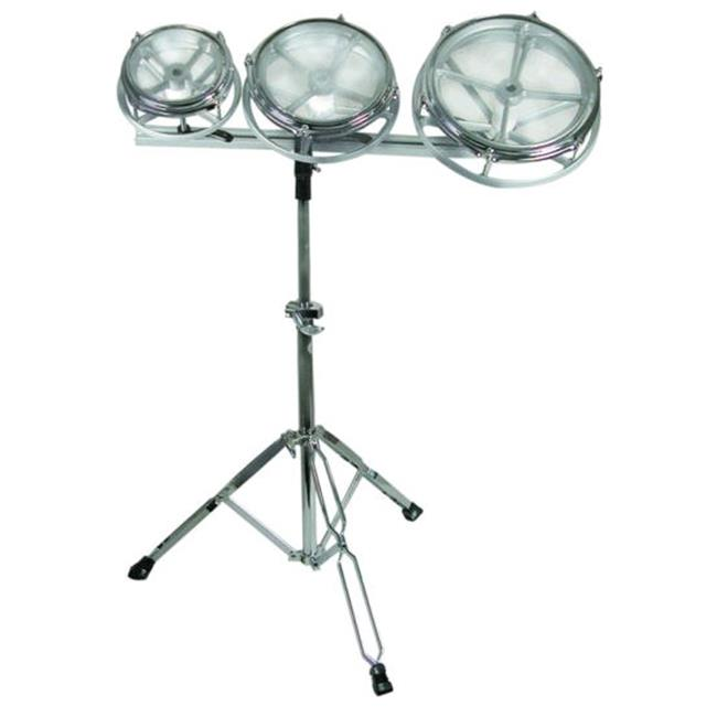 Gp Perc 6, 8, 10 In Tunable Toms W Stand - RT68