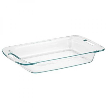 Oblong Oven Dish (Pyrex Easy Grab 3-Quart Oblong Glass Bakeware Dish)