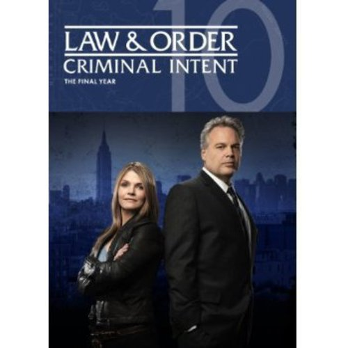 Law And Order: Criminal Intent - The Final Year (Widescreen)