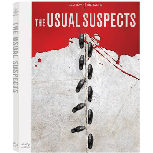 The Usual Suspects (20th Anniversary) (Blu-ray + Digital HD) (With INSTAWATCH) (Widescreen)