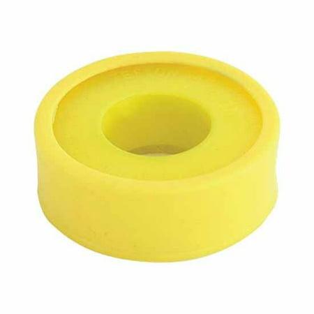 - Ez-Flo 50033 Teflon Pipe Thread Tape Gas (Yellow)
