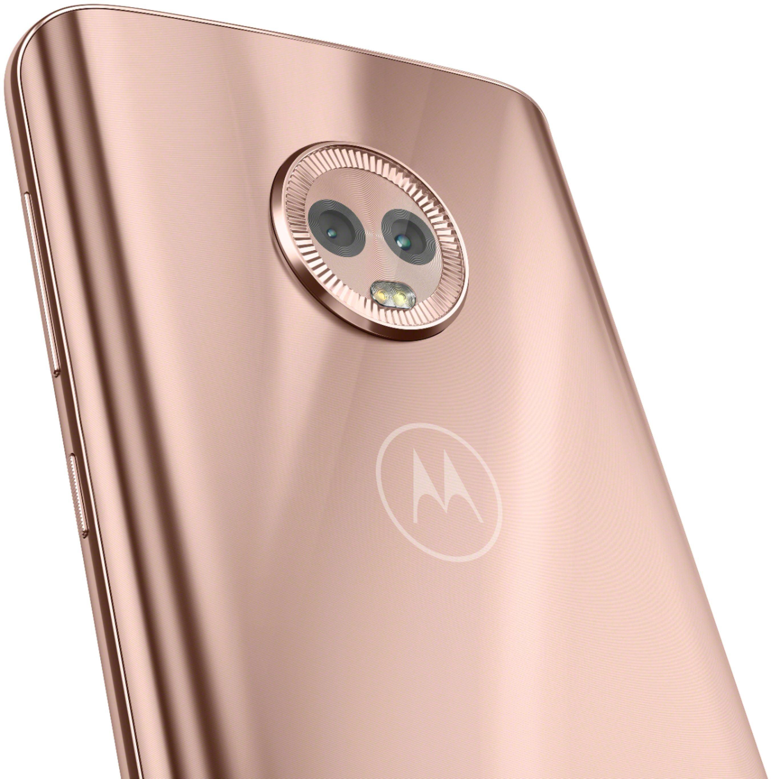 Motorola Moto G6 32GB Unlocked Smartphone Oyster Blush - Walmart com