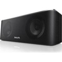 Philips Wireless Stereo Portable Speaker (Black)