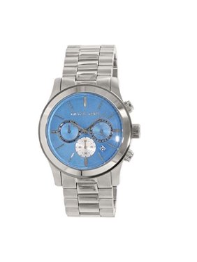 fa268406dabb Product Image Michael Kors MK5953 Runway Teal Face Oversized Watch for Women