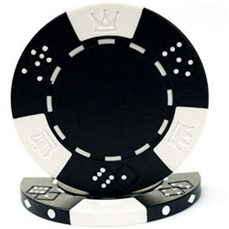 11.5-Gram Lucky Crown Poker Chips