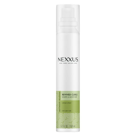 Nexxus Between Washes Crème Spray Revived Curls 5.1 oz
