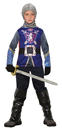 Forum Novelties Knight Child Costume Size Medium 8-10