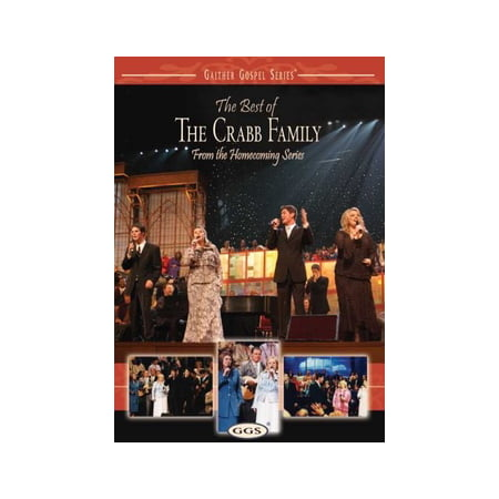 The Best of Crabb Family (DVD)