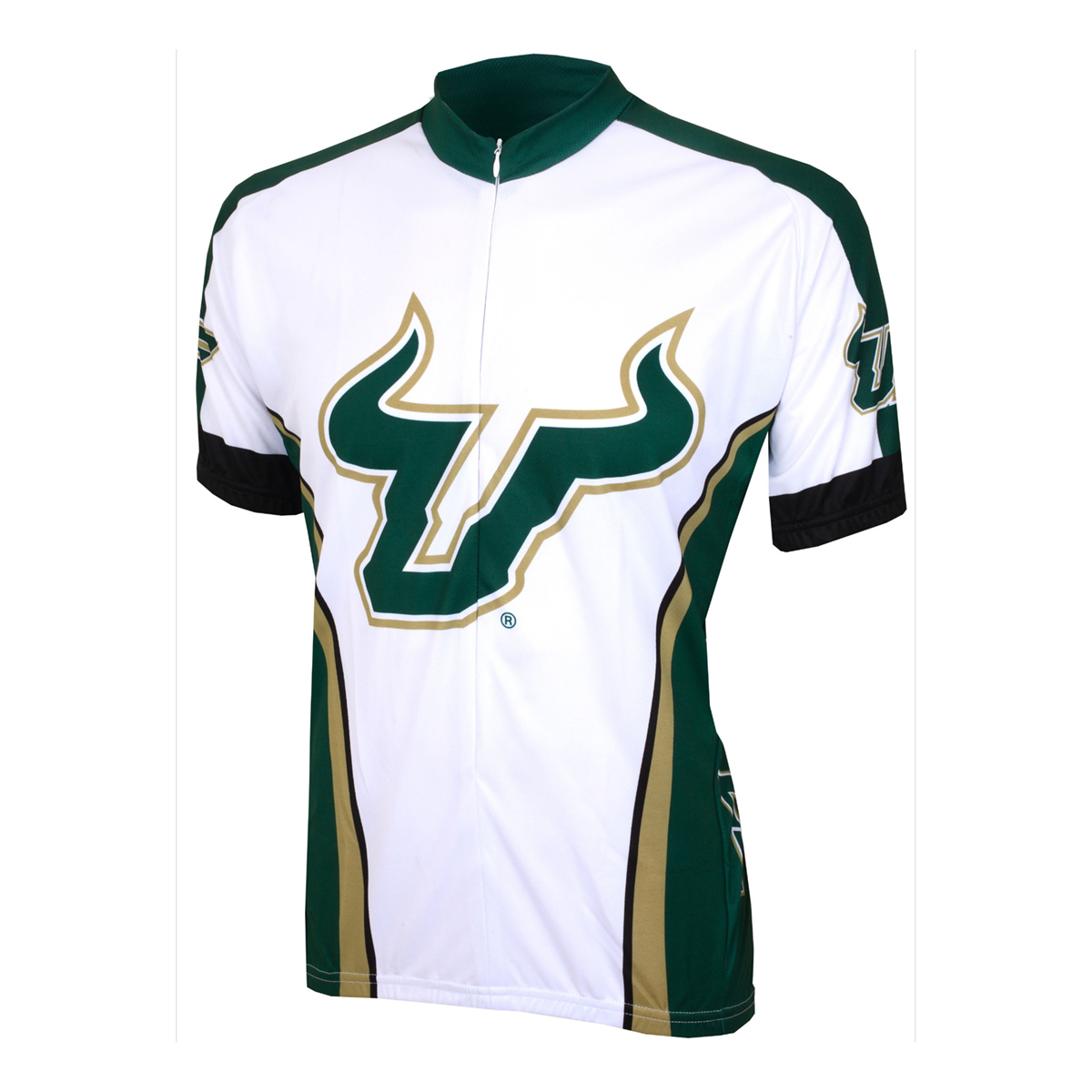 Adrenaline Promotions University of South Florida Bull Cycling Jersey