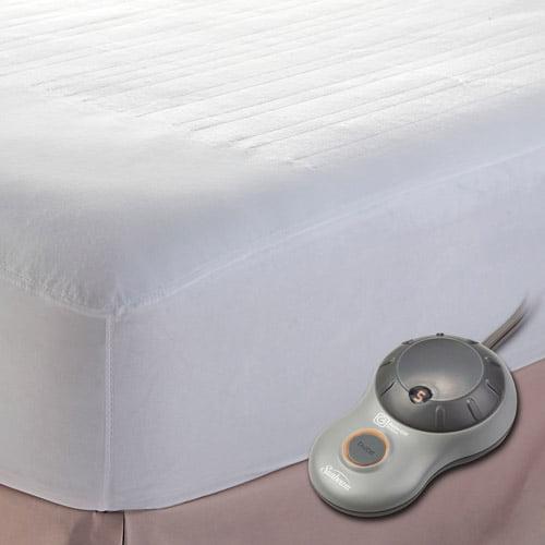 Sunbeam Heated Non-Woven Mattress Pad