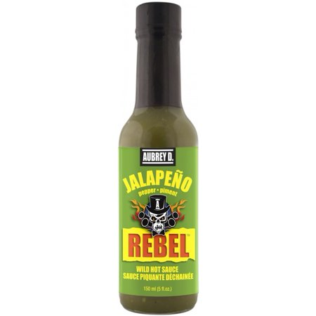 Mild Hot Sauce with a Sharp Peppery Jalapeno Flavor by Aubrey D, a Add an Exotic Taste and Rich Aroma to Any Food (Hop Flavor And Aroma)