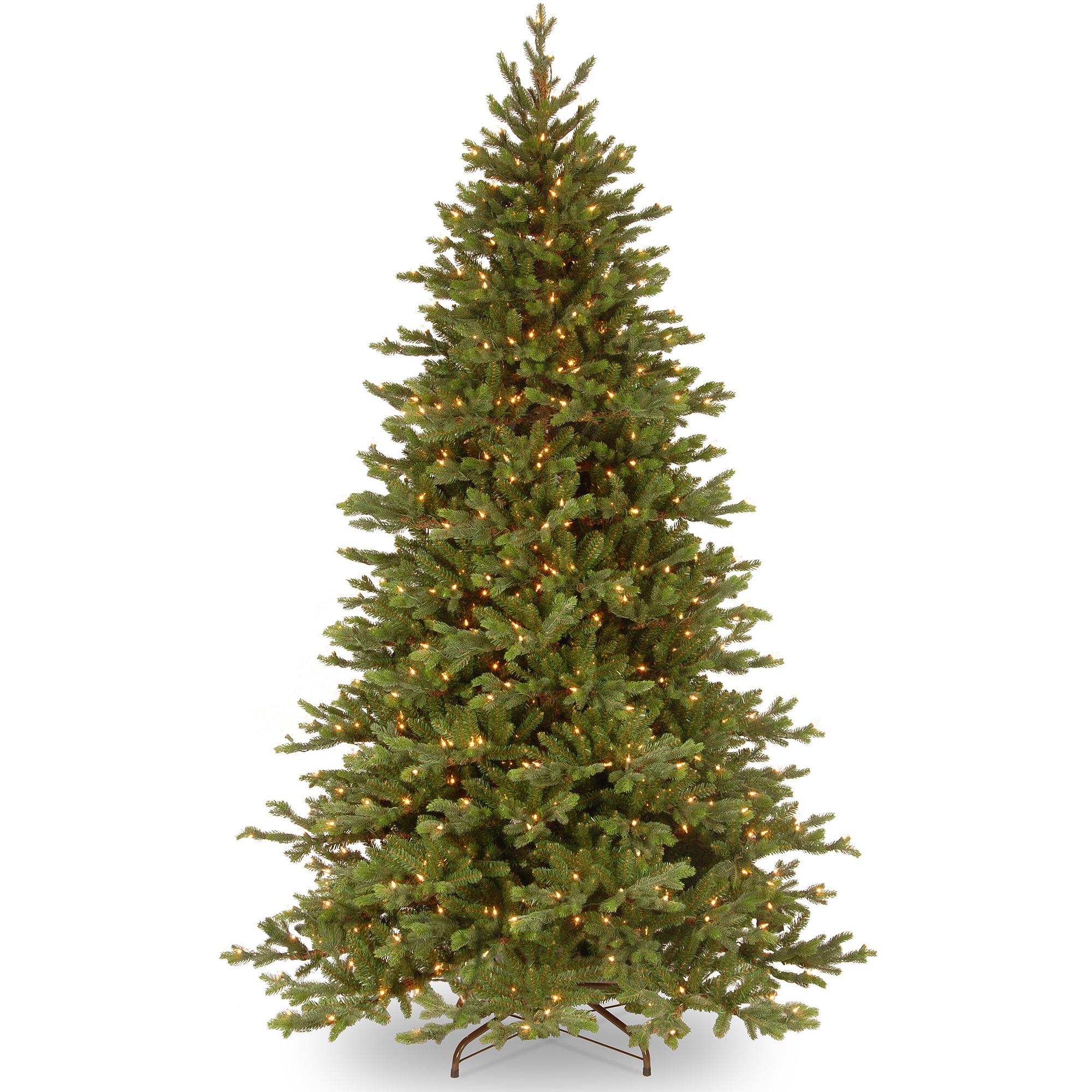 real christmas trees delivered 6 green fir freshly cut christmas tree walmartcom - Real Christmas Trees Delivered