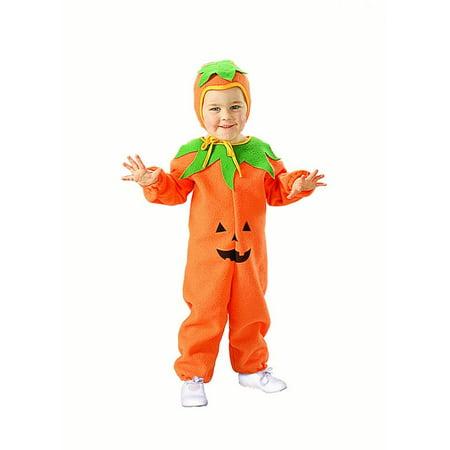Pumpkin Pajama Infant & Toddler Costume](Diy Toddler Pumpkin Costume)