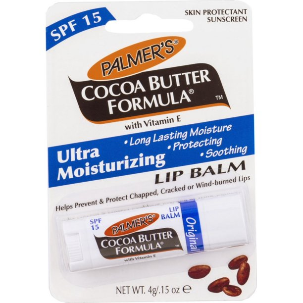 Palmer's Cocoa Butter Formula Lip Balm 0.15 oz (Pack of 6)