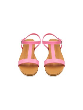 bd8849fe6 Product Image Sara Z Ladies Vegan Sandal With Side Buckle