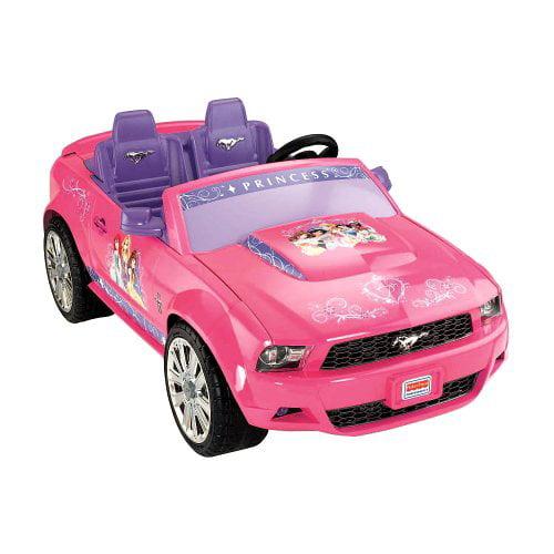 Disney Princess Mustang