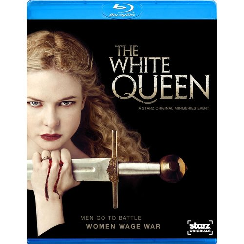 The White Queen (Blu-ray + Digital HD) (Widescreen)