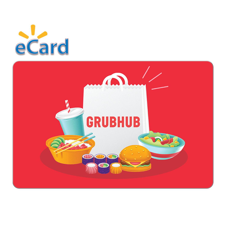 grubhub walmart delivery giveaway