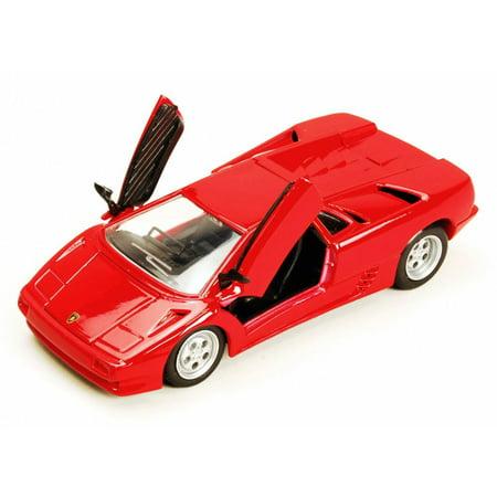 Lamborghini Diablo Hard Top, Red - Maisto 31903R - 1/24 Scale ... on ducati diablo, honda diablo, maserati diablo, chrysler diablo, isuzu diablo, murcielago diablo, bugatti diablo, gmc diablo, ferrari diablo, orange diablo, blue diablo, cadillac diablo, strosek diablo, toyota diablo, el diablo,