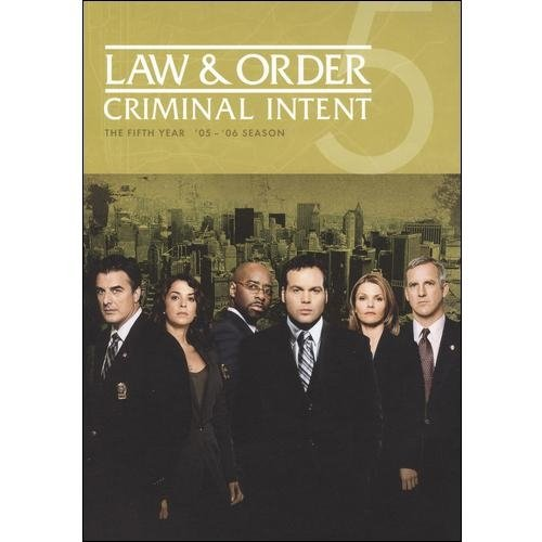 Law & Order: Criminal Intent - The Fifth Year (Widescreen)
