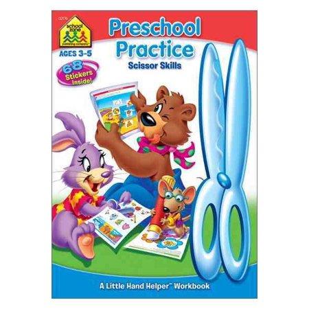 Preschool Practice Scissor Skills (School Bus Pre Trip Inspection Practice Test)