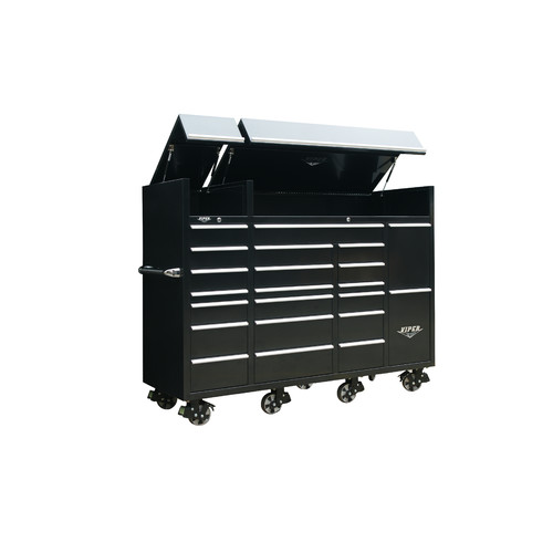 Viper Tool Storage XXL Series 86.3''W 22-Drawer Combination Set by