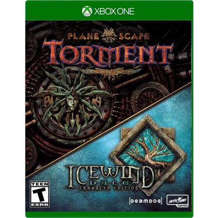 Planescape: Torment/Icewind Dale Enhanced Editions, Skybound Games, Xbox One, 811949031150 (Icewind Dale Pc Game)