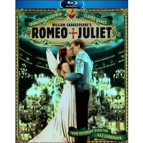 William Shakespeare's Romeo + Juliet (Blu-ray) (Widescreen)