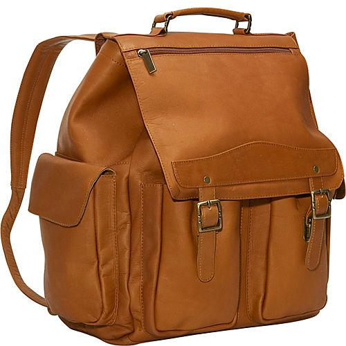 David King Jumbo Top Handle Backpack