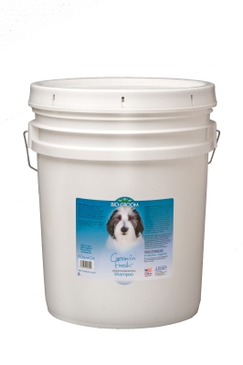 Bio-Groom Groom 'n Fresh 29050 Flea and Tick Odor Eliminating Dog Shampoo, 5 gal by