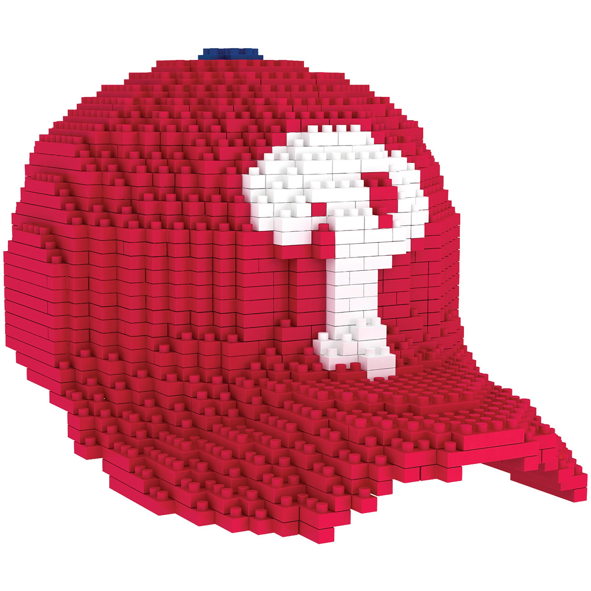 Philadelphia Phillies Baseball Cap BRXLZ Puzzle - No Size